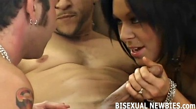 First anal, Bisexual, The