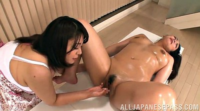 Asian lesbian, Chubby massage, Asian chubby