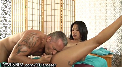 Asian squirting, Asian squirt, Asian masseuse