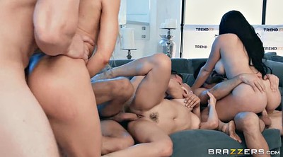 Brazzers, Interracial anal