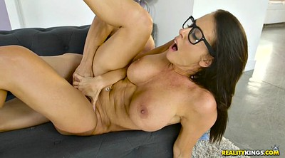 Reagan foxx, Reagan, Big breast