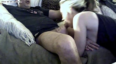 Mom blowjob, Blonde wife