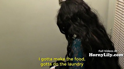 Housewife, Bored, Indian housewife, Hairy indian