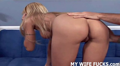 Wife watching, Wife stranger
