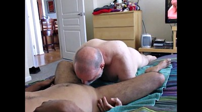 Asian, Asian interracial, Uncut
