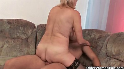 Old mom, Sex mom