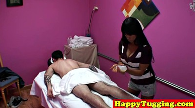 Handjob, Asian massage