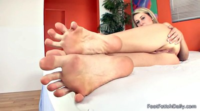 Feet, Solo feet, Lily, Live, Photo