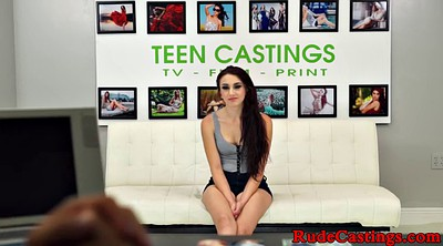Teen anal casting, Anal teen