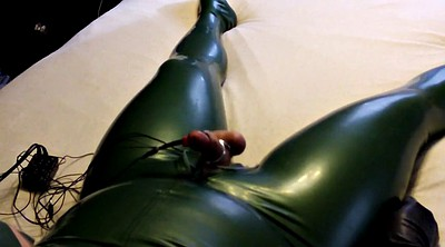 Latex, Gay orgasm