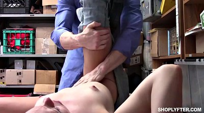 Daughter, Shoplift, Zoe, Teen fuck, Security