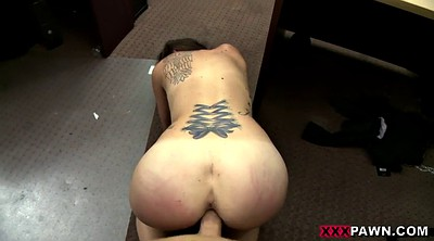 Tattoo, Pawn, Amateur pussy