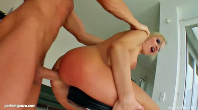 Angelina, Gonzo, Anal threesome