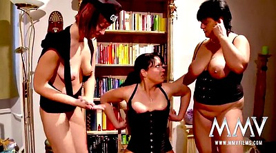 Old, Young threesome, Old young lesbian, Mature lesbians, German mature
