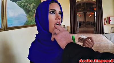 Arabic, Cum in mouth, Paid, Mouthful