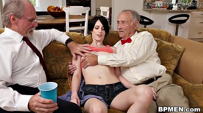 Old gay, Granny anal