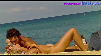 Spy, Nudist, Beach voyeur, Hidden couple