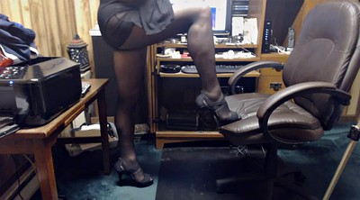 Crossdresser, Heels, Crossdress