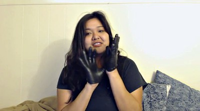 Leather, Glove, Gloves, Dee