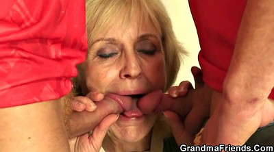 Very young, Very old granny, Very old, Very very young, Granny old, Granny swallow