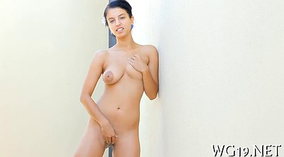 Teen pussy, Showing pussy
