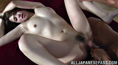 Threesome, Big tits asian