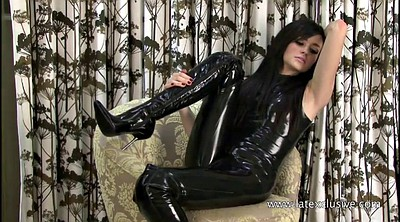 Nylon, Latex, Black nylon