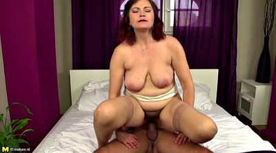Mother, Hairy pussy fuck