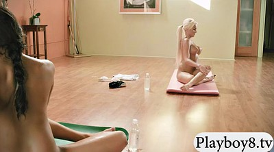 Yoga, Teacher hot