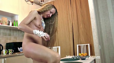 Julia, Russian mature, Hairy mature