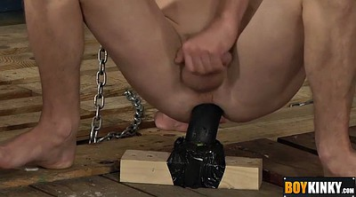 Ass slave, Gay dildo, Slave sex, Gay slave