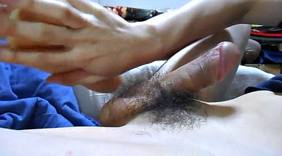 Masturbation, Car, Gay footjob
