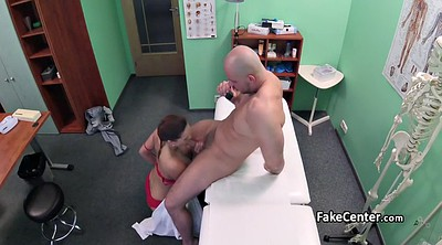 Nurse, Office, Hospital, Busty office