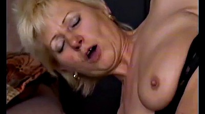 Mom anal, Milf anal, First, Anal mom, Anal mature, Old mom