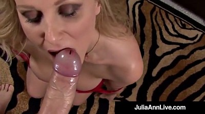 Julia, Julia ann, Dirty talk, Mature double, Talk, Dirty mature