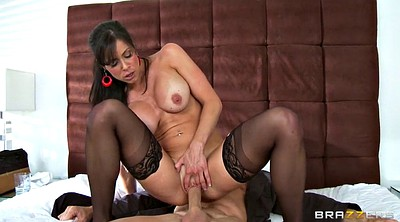 Kendra lust, Reverse cowgirl