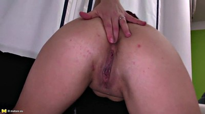 Mother, Mature granny anal, Anal granny