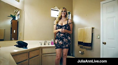 Julia ann, Mature milf