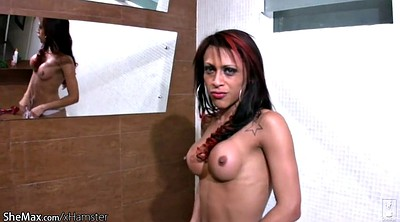 Shemale cock, Jerk off, Jerk