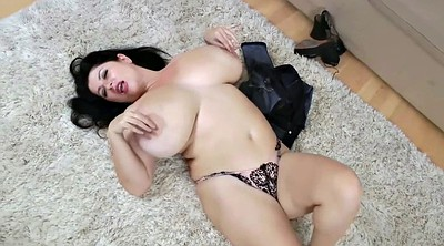 Chubby solo, Naked show