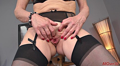 Saggy, Stockings solo, Toys, Stocking mature, Granny hd, Saggy granny