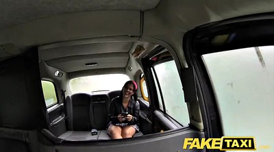 Taxi, Rimming, Taxi anal, In the car, Fake anal