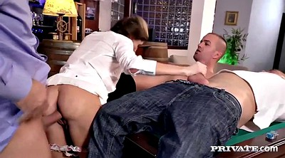 Anal creampie, Private