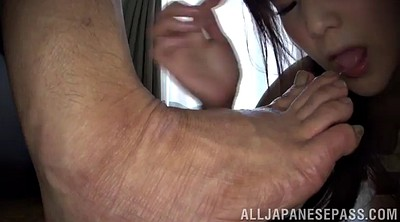 Vibrator, Asian hairy pussy, Asian foot