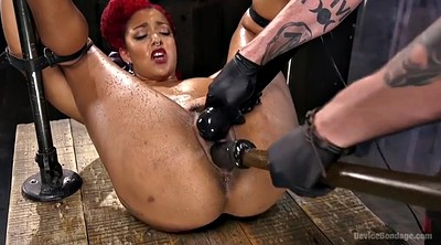 Hairy toys, Squirt black, Redhead hairy