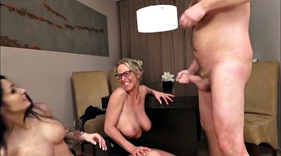 German mature, Amateur threesome, Mature threesome