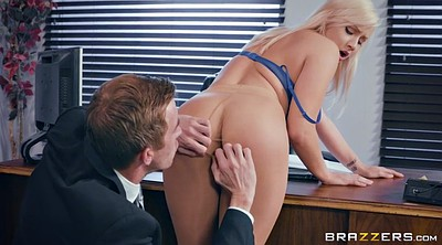 Secretary, Boss, Rip, Pantyhose office, Kylie page, Page