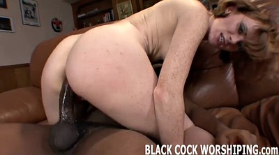 Watch me, Huge pussy, Cuckold interracial