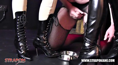 Sissy, Tags, Latex bondage