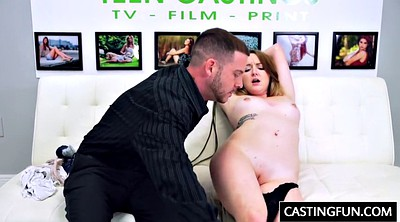 Teen casting, Rose